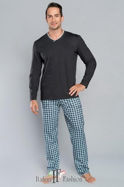 Пижама BARON дл.дл. хлопок