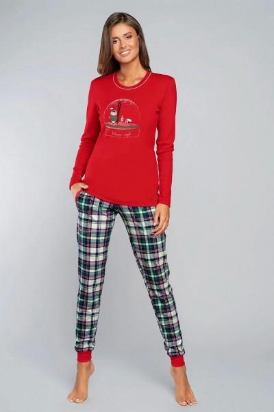 Пижама KATIA жен. красный