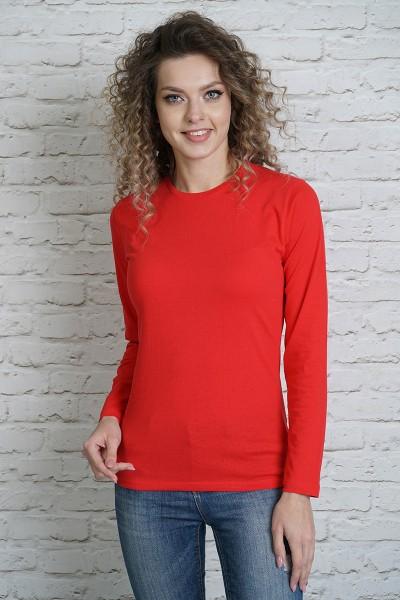 Лонгслив MARTAR KAROLINA красный