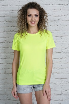 Футболка MARTAR MIA-SPORT жёлтый-неон