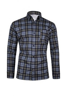 Рубашка MARTAR Romek серый