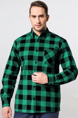 Рубашка MARTAR Romek зелёный