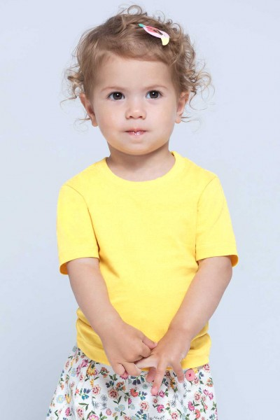 Футболка MARTAR BABY светло-жёлтый