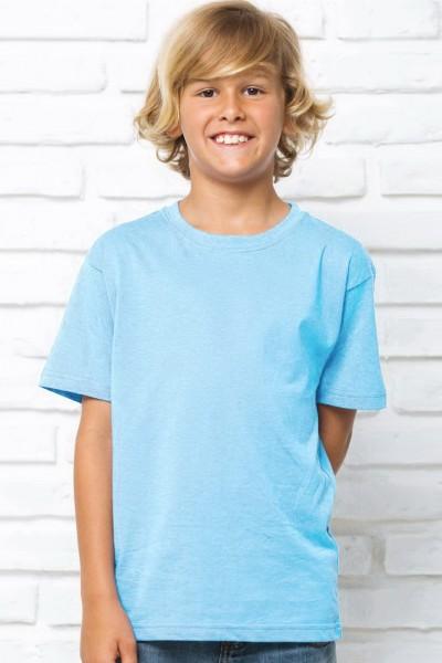 Футболка MARTAR BINKY светло-голубой