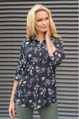 Рубашка KASKADA Casoria чёрный