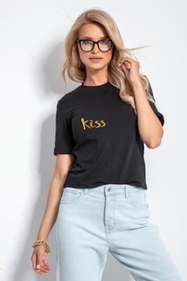 Футболка Knitis K615 чёрный