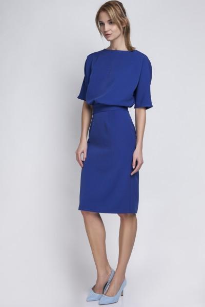Платье SUK123 индиго