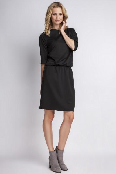Платье SUK129 чёрный