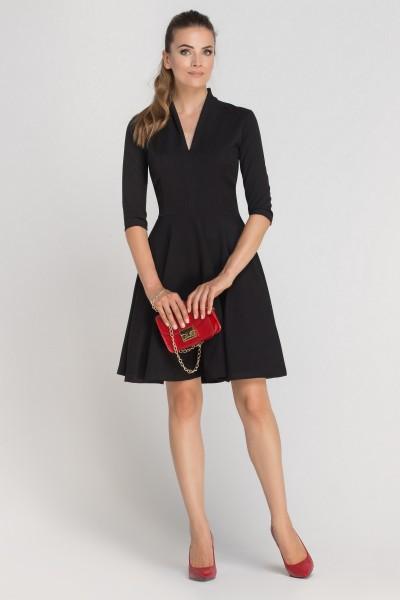 Платье SUK147 чёрный