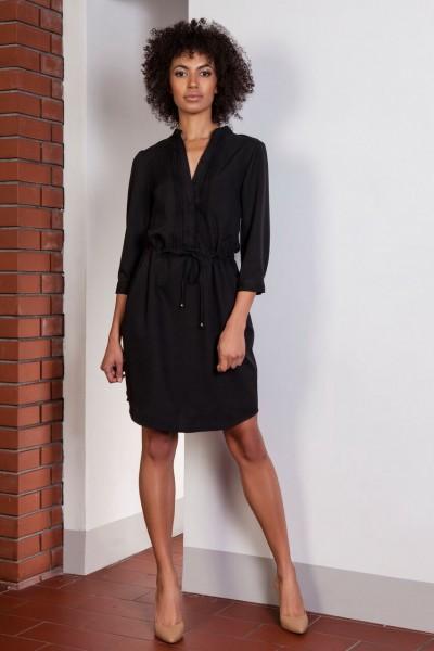 Платье SUK149 чёрный