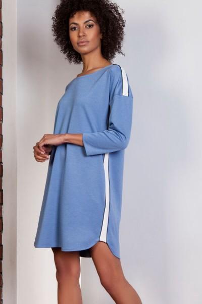 Платье SUK150 светло-голубой