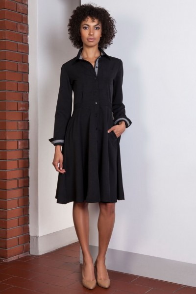 Платье SUK151 чёрный
