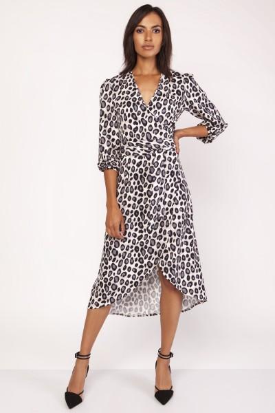 Платье SUK161 пантерка