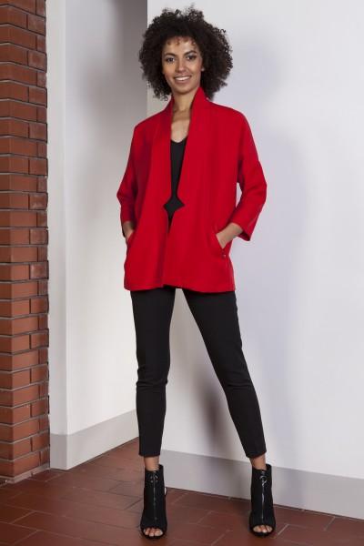 Жакет ZA114 красный