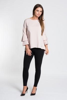 Блузка LUMIDE 323 Blanca пудрово-розовый