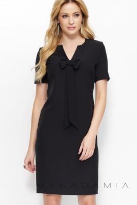 Платье MAKADAMIA M379 чёрный