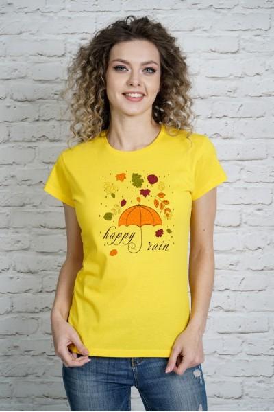 Футболка MARTAR 3107-12 жёлтый
