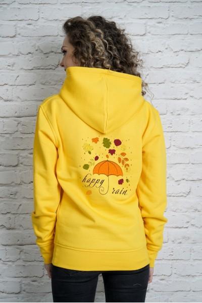 Худи MARTAR 3107-12 жёлтый