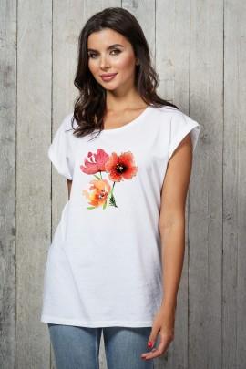 Блузка MARTAR 3107-38OL белый
