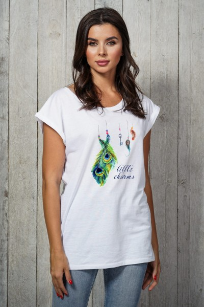 Блузка MARTAR 3107-39OL белый