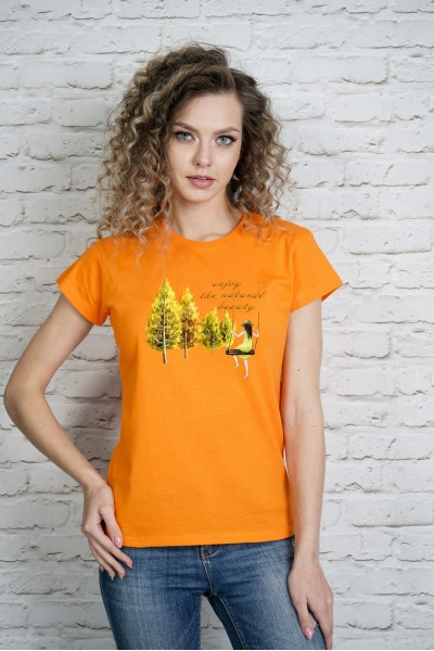 Футболка MARTAR 3107-41 оранж