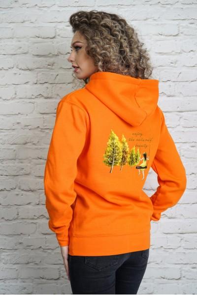 Худи MARTAR 3107-41 оранж