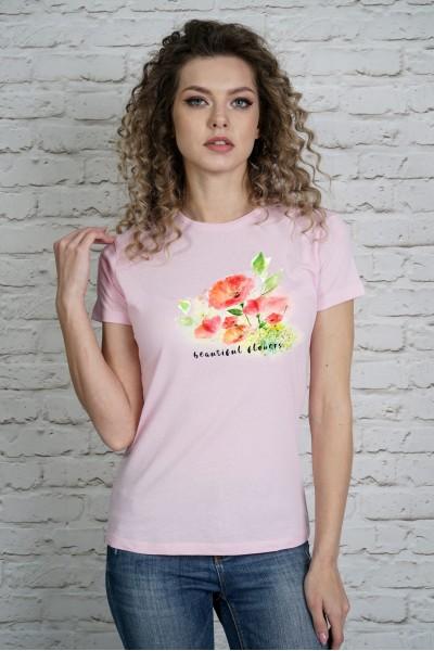 Футболка MARTAR 3107-45 розовый