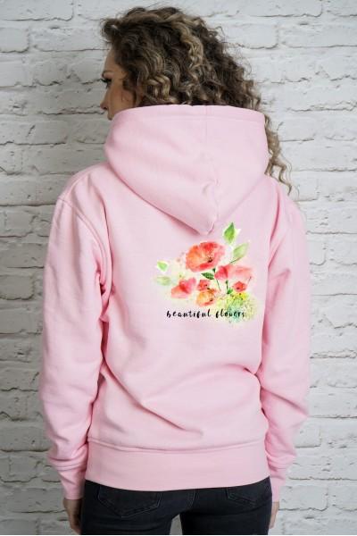 Худи MARTAR 3107-45 розовый