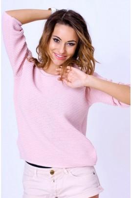Джемпер MARTAR AMBER светло-розовый