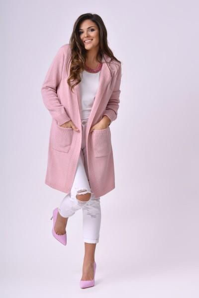 Кардиган MARTAR MERYL светло-розовый