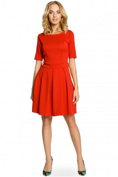 Платье MOE 018 стрейч-трикотаж