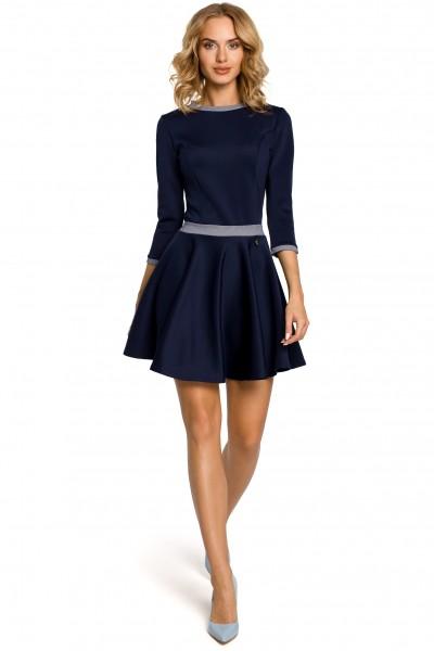 Платье MOE 052 трикотаж
