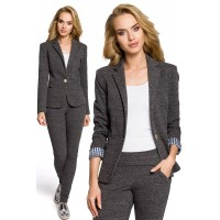 Жакет MOE 197 dress code