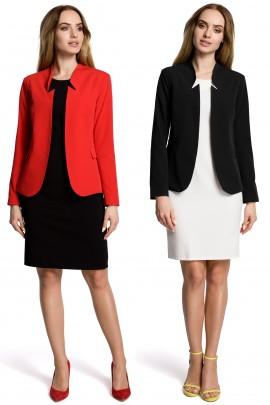 Жакет MOE 358 dress code