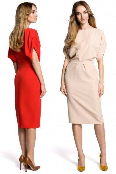 Платье MOE 364 casual футляр