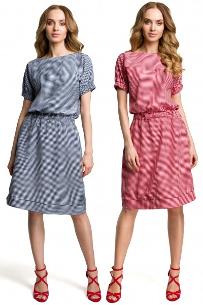 Платье MOE 376 casual вискоза