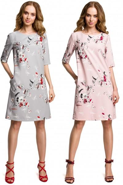 Платье MOE 379 casual