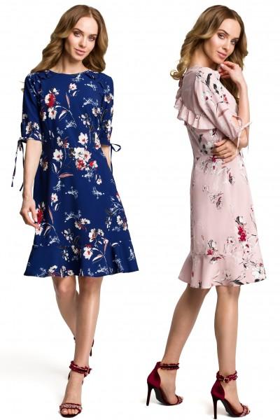 Платье MOE 381 casual