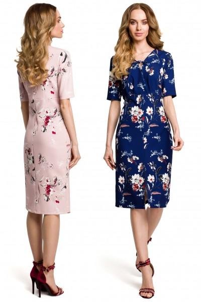 Платье MOE 383 casual