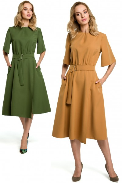 Платье MOE 396 casual