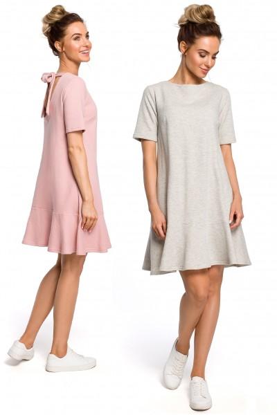 Платье MOE 419 casual хлопок