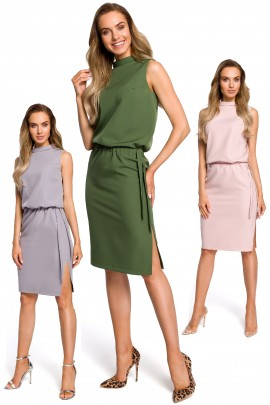 Платье MOE 423 casual