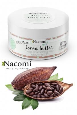 Натуральное укрепляющее масло какао - 100ml