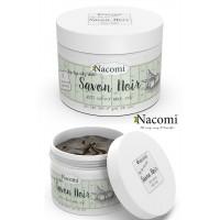 Натуральное чёрное мыло SAVON NOIR 200g