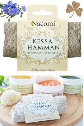 Рукавичка KESSA для ритуала хаммам