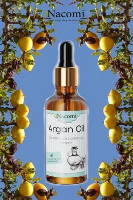Аргановое масло ECO с пипеткой 50 ml