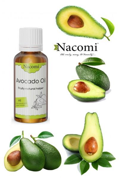 Масло авокадо ECO 30 ml