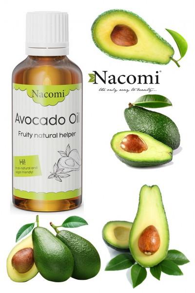 Масло авокадо ECO 50 ml
