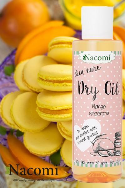 Укрепляющее масло для похудения - макаруны манго 150 ml