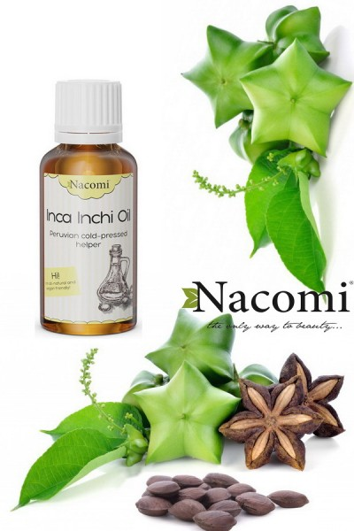 Масло Инка Инчи ECO 30 ml